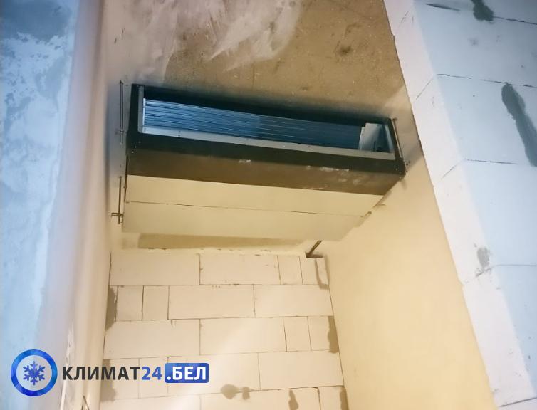Система вентиляции                             и кондиционирования воздуха в пентхаусе
