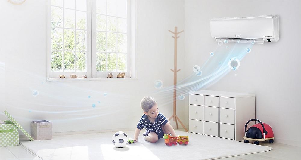 Выбор кондиционера для детской комнаты
