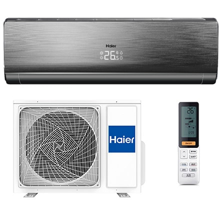 Инверторный кондиционер Haier Lightera Super Match DC Inverter AS09NS4ERA-B/1U09BS3ERA