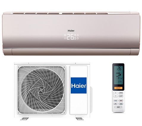 Инверторный кондиционер Haier Lightera Super Match DC Inverter AS09NS5ERA-G/1U09BS3ERA