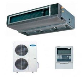 Канальный кондиционер General Climat GC-DN60HW/GU-U60HN1