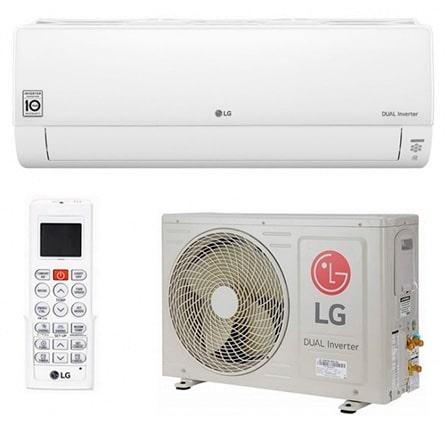 Инверторный кондиционер LG «EvoCool» DC09RT